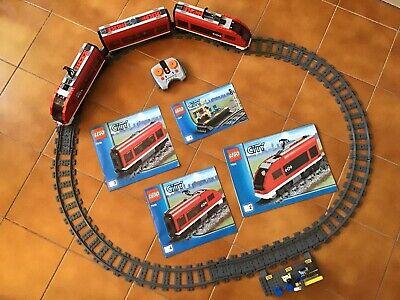 Lego City Treno 7938