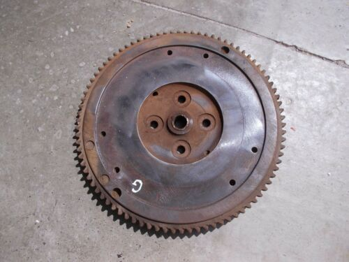 Allis Chalmers G tractor AC engine motor flywheel & starter ring gear AC CK