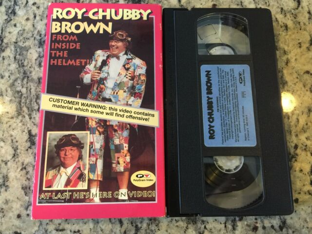 Roy chubby brown stand up