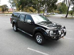 2008 Nissan Navara ST-X Dual-Cab 4WD Ute Collinswood Prospect Area Preview