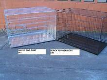 NEW JUMBO Collapsible Metal Dog Puppy Cage Crate with METAL TRAY Greenslopes Brisbane South West Preview