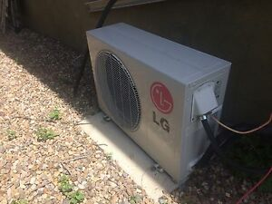 LG stand alone air conditioers