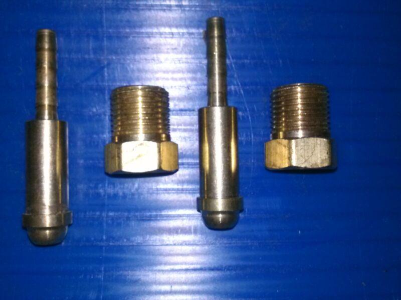 Western AW-14A & AW-18 ARGON Nut & 3/16 hose Nipple,MIG,TIG welder RH-ARGON