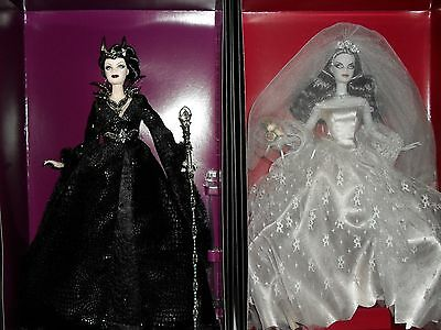 HAUNTED BEAUTY ZOMBIE BRIDE FARAWAY FOREST QUEEN OF THE DARK FOREST BARBIE - Zombie Beauty Queen
