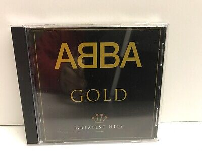 ABBA GOLD GREATEST HITS CD - A486/A470 Fast Free Shipping!!!