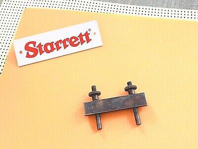 Starrett No. 299 Rule Scale Clampholder. Made In The Usa.