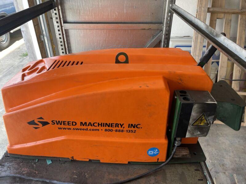 Sweed Machinery Scrap Chopper - Model 450 AM DX