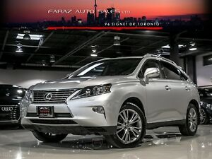 2013 Lexus RX 350 AWD|NAVI|REAR CAM|COOLED SEATS|LOADED
