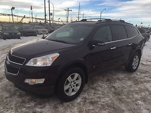 2010 Chev Traverse LT,AWD,GOOD CREDIT OR BAD YOU CAN DRIVE AWAY