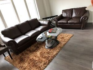 Couch Set And Rug