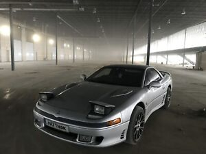 1991 Mitsubishi GTO AWD Twin Turbo JDM RHD