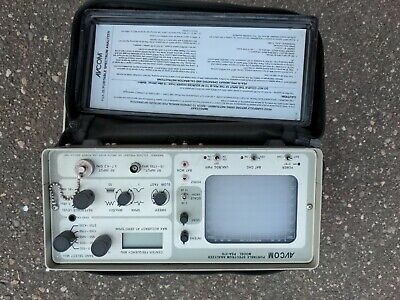 Avcom Psa-37d Portable Spectrum Analyzer