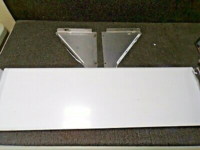 Advance Tabco Ws-kd-36 36 Wall Shelf - Stainless Steeljt