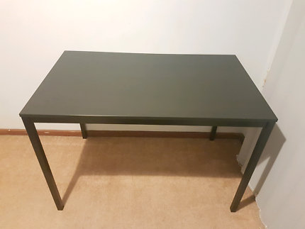 Black table 110×67cm - delivery possible