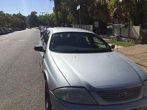 2001 Ford Falcon Sedan Brisbane City Brisbane North West Preview