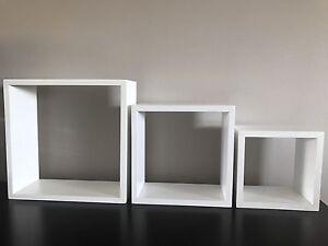 Cube shelves Melrose Park Mitcham Area Preview