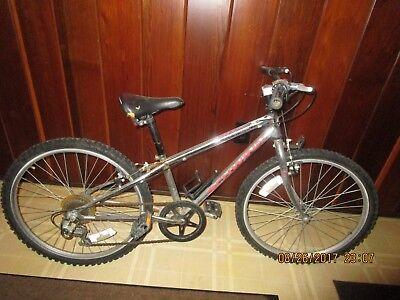 (Schwinn Thrasher 24 Inch 5 Speed Girls Mountain Bike)