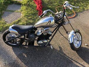50cc mini chopper