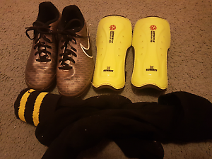 Soccer Gear - Nike Boots, Chin Pads & Socks Craigmore Playford Area Preview