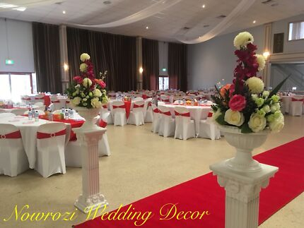 Flower wall hire in adelaide region sa party hire gumtree wedding decor junglespirit Choice Image