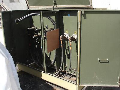Roberts Transformer Wetkva-7560 Cycle Delta-480y Three Phase 13200voltno Pcb