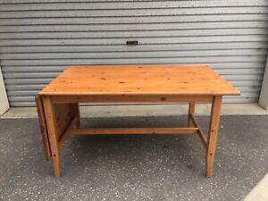 Dining Table - IKEA Leksvik Extension Dining Table