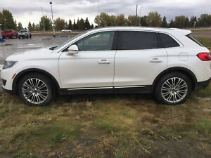 2016 Lincoln MKX RESERVE AWD LOADED LEATHER