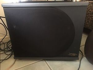 Richter 12 Inch Active Subwoofer Upper Coomera Gold Coast North Preview