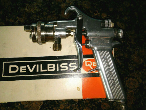 DeVilbiss- MBC Spray Paint gun- 30 air cap