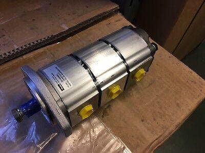 New Genuine Jcbparker Hydraulic Pump Jcb Ref 20906800 Made In Eu