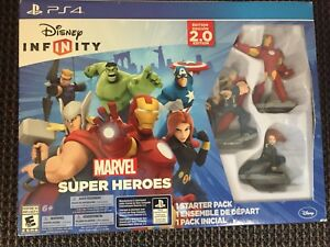 Disney infinity marvel super heroes- for ps4