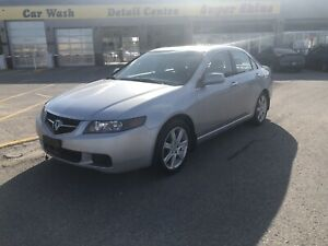 2004 ACURA TSX SAFETIED