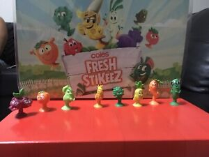 Stikeez for swap or sale Goodna Ipswich City Preview