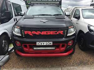 Ford Ranger 2012 XLT 3.2L Turbo Diesel Rent to Own $499- per week Mount Druitt Blacktown Area Preview