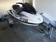 Yamaha GP1300 R plus oceanic trailer. 140 hours. Arundel Gold Coast City Preview