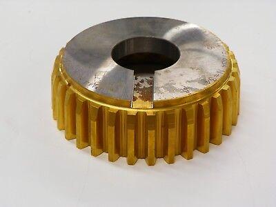Gleason 5 Gear Shaper 34 Teeth D021