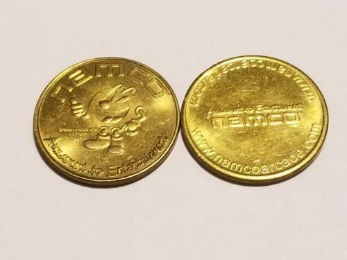 PAC-MAN  Arcade Token - Namco;  2000  Millennial Coin - 2 Tokens
