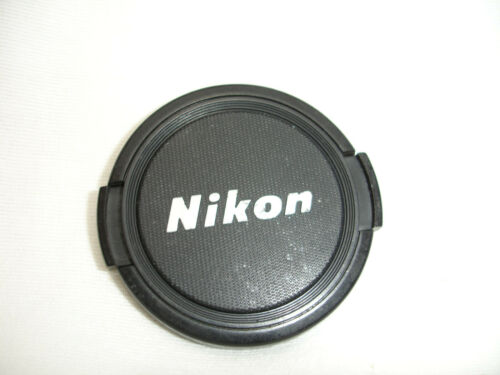 NIKON 52mm front lens cap . Made in Japan  Genuine