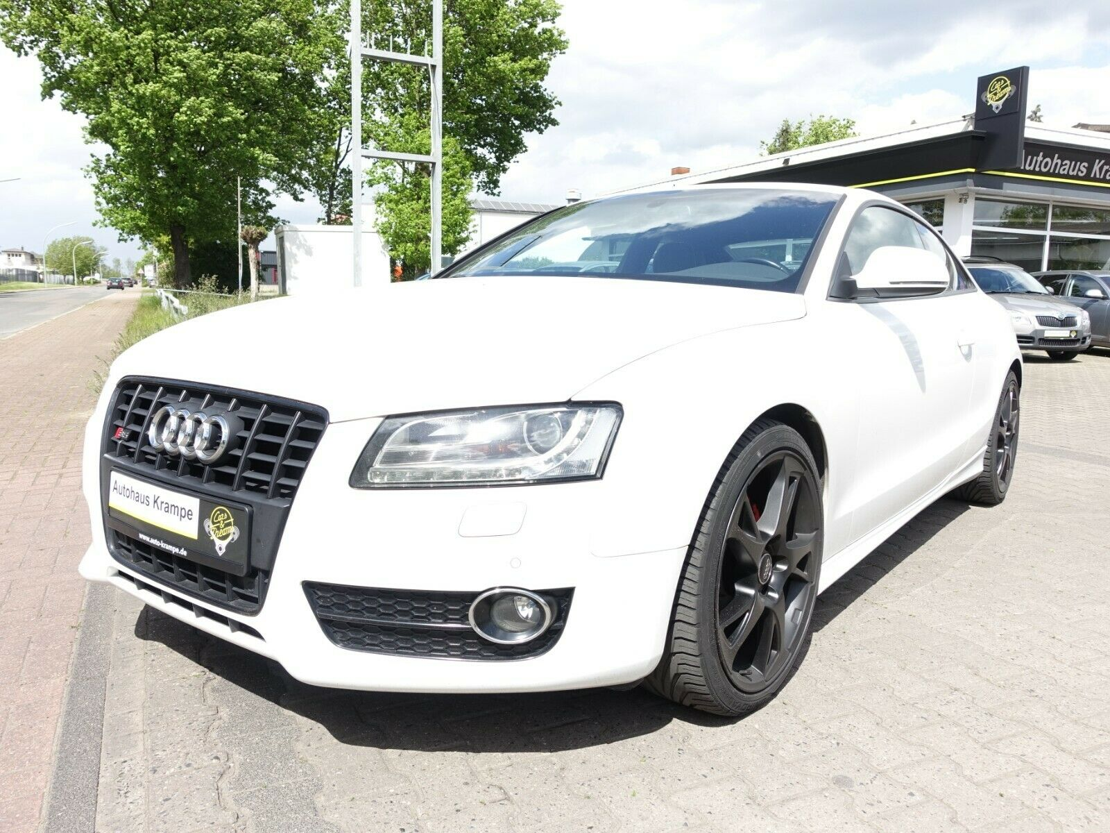 A5 Coupe 2.0 TFSI Exclusive Line Sportpaket