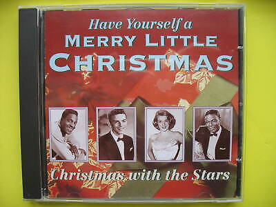 V/A-HAVE YOURSELF A MERRY LITTLE CHRISTMAS. CD ALBUM. CROONERS. 20 TRACKS. EX ()