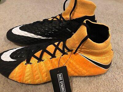 62b2e364e NWOB Nike Men s Hypervenom Phantom 3 III SG-Pro Metal Soccer Cleats Size  12.5