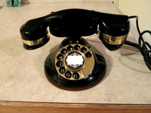 Telephone Automatic Elec Monophone Desk working phone 1930