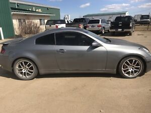 2005 INFINITI G35 140,000 KM 6500$ AS IS
