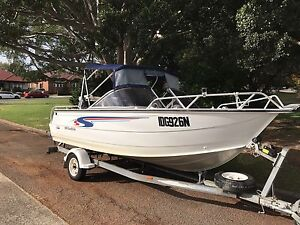 Stacey 489 Easyrider Bowrider 2007 Merewether Newcastle Area Preview