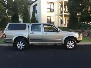 2003 HOLDEN RODEO LT 4WD DUAL CAB Salisbury Plain Salisbury Area Preview
