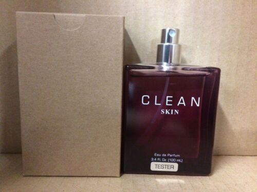 Clean Skin Eau De Parfum Perfume EDP Spray 3.4 OZ 100 ml NEW TT