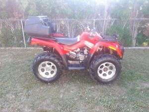 2006 Can am 800cc