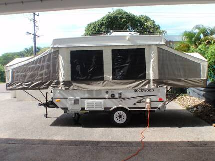 2013 Rockwood Freedom Camper / Caravan, fully optioned, Darwin