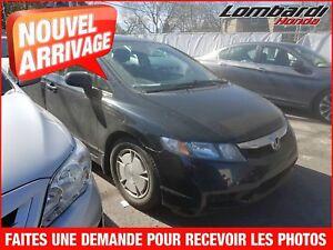 Honda Civic DX-G*RECONDITIONNÉ**IDÉAL PREMIÈRE VOITURE*