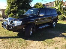 2011 TI Nissan Patrol 4x4 wagon 3.0 DT Devonport Devonport Area Preview
